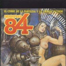Cómics: ZONA 84 ZONA84 - Nº 32 DE 96 - I-1987 - TOUTAIN -. Lote 208426353