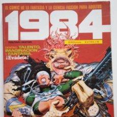 Comics: 1984 EXTRA N°.9 TOUTAIN RETAPADO JL. Lote 208593435