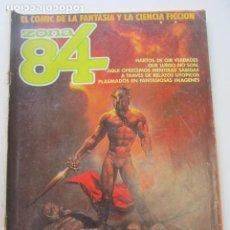 Cómics: ZONA 84 Nº 23 - EL COMIC DE LA FANTASIA Y LA CIENCIA FICCION - TOUTAIN EDITOR CX59. Lote 208995048
