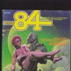 Comics : ZONA 84 ZONA84 - Nº 6 DE 96 - XI-1984 - TOUTAIN -. Lote 209003147