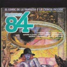 Cómics: ZONA 84 ZONA84 - Nº 20 DE 96 - I-1986 - TOUTAIN -. Lote 209004671