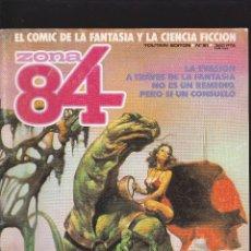 Cómics: ZONA 84 ZONA84 - Nº 21 DE 96 - II-1986 - TOUTAIN -. Lote 209005160