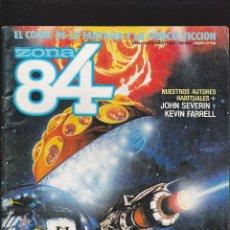 Cómics: ZONA 84 ZONA84 - Nº 33 DE 96 - II-1987 - TOUTAIN -. Lote 209005590