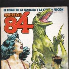 Cómics: ZONA 84 ZONA84 - Nº 66 DE 96 - XI-1989 - TOUTAIN -. Lote 209006122