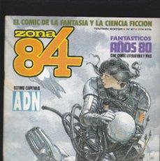 Cómics: ZONA 84 ZONA84 - Nº 67 DE 96 - XII-1989 - TOUTAIN -. Lote 209006728