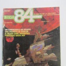 "Cómics: ""ZONA 84 Nº 1 TOUTAIN, CX59. Lote 209009691"