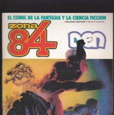 Comics : ZONA 84 ZONA84 - Nº 71 DE 96 - V-1990 - TOUTAIN -. Lote 209009883