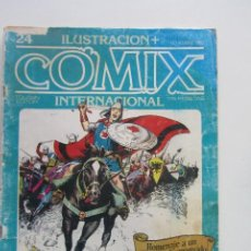 Comics: ILUSTRACION + COMIX INTERNACIONAL Nº 24 - TOUTAIN CX59. Lote 209011182