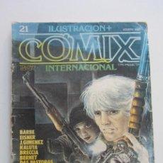 Fumetti: ILUSTRACION + COMIX INTERNACIONAL Nº 21 - TOUTAIN CX59. Lote 209011263