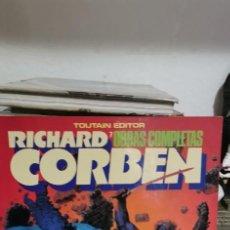 Comics : RICHARD CORBEN, OBRAS COMPLETAS 7, BLOODSTAR. Lote 209111250