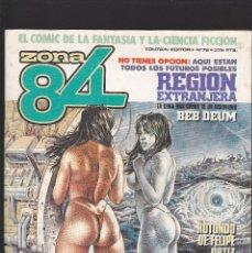 Comics : ZONA 84 ZONA84 - Nº 78 DE 96 - XI-1990 - TOUTAIN -. Lote 209218548