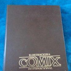 Fumetti: COMIX INTERNACIONAL - TOMO DE EDITORIAL CON LOS NÚMEROS 1 - 2 - 3 - 4 - 5 - 6 - TOUTAIN. Lote 209233792