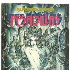 Comics : PESADILLAS, 1985, TOUTAIN. Lote 209306392