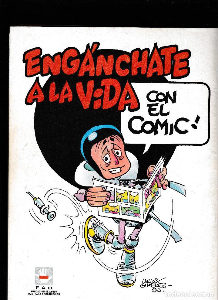 Cómics: ZONA 84 ZONA84 - Nº 74 DE 96 - VII-1990 - TOUTAIN - - Foto 2 - 209307395
