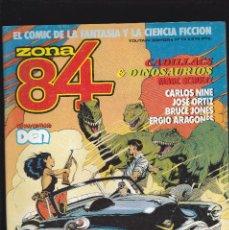 Cómics: ZONA 84 ZONA84 - Nº 73 DE 96 - VI-1990 - TOUTAIN -. Lote 209307592