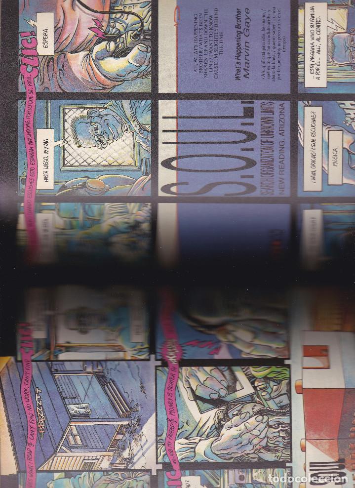 Cómics: ZONA 84 ZONA84 - Nº 74 DE 96 - VI-1990 - TOUTAIN - - Foto 3 - 209307592