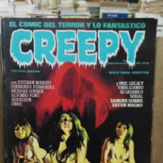 Comics : CREEPY - Nº 19 - TOUTAIN EDITOR. Lote 209560881