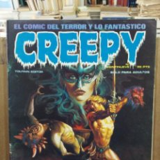 Comics : CREEPY - Nº 29 - TOUTAIN EDITOR. Lote 209561366