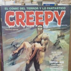 Comics : CREEPY - Nº 32 - TOUTAIN EDITOR. Lote 209561470