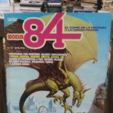 Comics : ZONA 84 - Nº 10 - EL COMIC DE LA FANTASÍA Y LA CIENCIA FICCIÓN - TOUTAIN. Lote 209658015