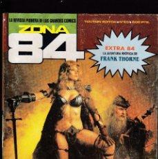 Comics : ZONA 84 ZONA84 - Nº 85 DE 96 - VI-1991 - TOUTAIN -. Lote 209675590