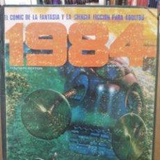 Cómics: 1984 - TOMO, CONTIENE 11 EJEMPLARES SIN PORTADA - COMIC FANTASÍA Y CIENCIA FICCIÓN - TOUTAIN EDITOR. Lote 209752158