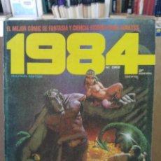 Cómics: 1984 - Nº 10 - COMIC DE FANTASÍA Y CIENCIA FICCIÓN - TOUTAIN EDITOR. Lote 209752590