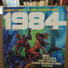 Cómics: 1984 - Nº 27 - COMIC DE FANTASÍA Y CIENCIA FICCIÓN - TOUTAIN EDITOR. Lote 209752656