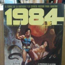Cómics: 1984 - Nº 28 - COMIC DE FANTASÍA Y CIENCIA FICCIÓN - TOUTAIN EDITOR. Lote 209752720