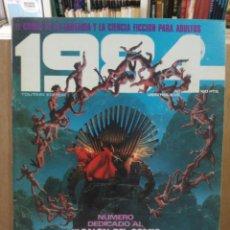 Cómics: 1984 - Nº 29 - COMIC DE FANTASÍA Y CIENCIA FICCIÓN - TOUTAIN EDITOR. Lote 209752766