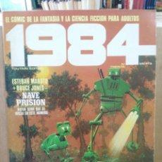 Cómics: 1984 - Nº 30 - COMIC DE FANTASÍA Y CIENCIA FICCIÓN - TOUTAIN EDITOR. Lote 209752808