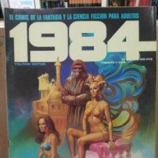 Cómics: 1984 - Nº 32 - COMIC DE FANTASÍA Y CIENCIA FICCIÓN - TOUTAIN EDITOR. Lote 209752907