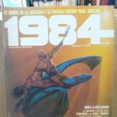 Cómics: 1984 - Nº 33 - COMIC DE FANTASÍA Y CIENCIA FICCIÓN - TOUTAIN EDITOR. Lote 209752941