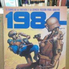 Cómics: 1984 - Nº 35 - COMIC DE FANTASÍA Y CIENCIA FICCIÓN - TOUTAIN EDITOR. Lote 209753181
