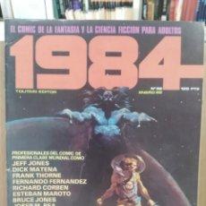 Cómics: 1984 - Nº 36 - COMIC DE FANTASÍA Y CIENCIA FICCIÓN - TOUTAIN EDITOR. Lote 209753230