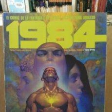 Cómics: 1984 - Nº 39 - COMIC DE FANTASÍA Y CIENCIA FICCIÓN - TOUTAIN EDITOR. Lote 209753425