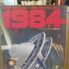 Cómics: 1984 - Nº 40 - COMIC DE FANTASÍA Y CIENCIA FICCIÓN - TOUTAIN EDITOR. Lote 209753527