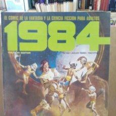 Cómics: 1984 - Nº 42 - COMIC DE FANTASÍA Y CIENCIA FICCIÓN - TOUTAIN EDITOR. Lote 209754573