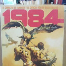 Cómics: 1984 - Nº 43 - COMIC DE FANTASÍA Y CIENCIA FICCIÓN - TOUTAIN EDITOR. Lote 209754656