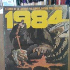 Cómics: 1984 - Nº 47 - COMIC DE FANTASÍA Y CIENCIA FICCIÓN - TOUTAIN EDITOR. Lote 209754851