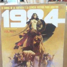 Cómics: 1984 - Nº 48 - COMIC DE FANTASÍA Y CIENCIA FICCIÓN - TOUTAIN EDITOR. Lote 209754890