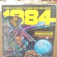 Cómics: 1984 - Nº 49 - COMIC DE FANTASÍA Y CIENCIA FICCIÓN - TOUTAIN EDITOR. Lote 209754921