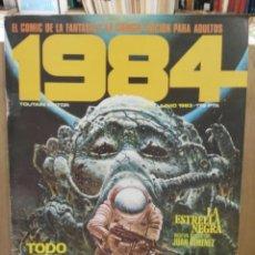 Cómics: 1984 - Nº 53 - COMIC DE FANTASÍA Y CIENCIA FICCIÓN - TOUTAIN EDITOR. Lote 209755162