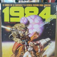 Cómics: 1984 - Nº 54 - COMIC DE FANTASÍA Y CIENCIA FICCIÓN - TOUTAIN EDITOR. Lote 209755282