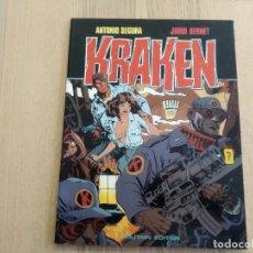 Comics: KRAKEN 2. ANTONIO SEGURA Y JORDI BERNET. TOUTAIN EDITOR.. Lote 209768277