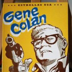 Cómics: ESTRELLAS USA - GENE COLAN. Lote 209918471
