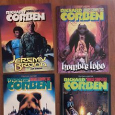 Comics : RICHARD CORBEN - OBRAS COMPLETAS. Lote 209945252