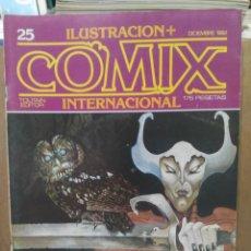 Fumetti: COMIX INTERNACIONAL - Nº 25 - ED. TOUTAIN. Lote 209993243