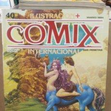 Comics : COMIX INTERNACIONAL - Nº 40 - ED. TOUTAIN. Lote 209993776
