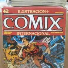 Comics : COMIX INTERNACIONAL - Nº 42 - ED. TOUTAIN. Lote 209993803